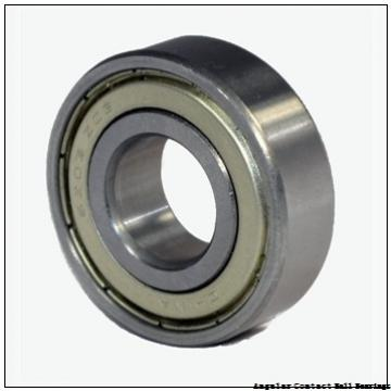 3 Inch | 76.2 Millimeter x 7 Inch | 177.8 Millimeter x 1.563 Inch | 39.7 Millimeter  CONSOLIDATED BEARING MS-19-AC  Angular Contact Ball Bearings