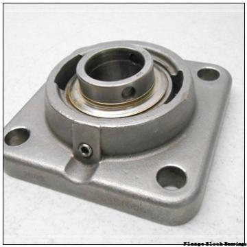 QM INDUSTRIES QVVFY19V307SEC  Flange Block Bearings