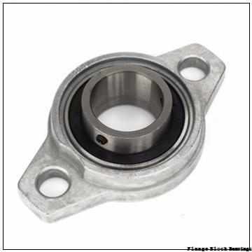 QM INDUSTRIES QVVFY12V055SEM  Flange Block Bearings