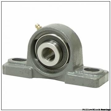 3.5 Inch | 88.9 Millimeter x 4.63 Inch | 117.602 Millimeter x 3.75 Inch | 95.25 Millimeter  QM INDUSTRIES QVVP19V308SET  Pillow Block Bearings